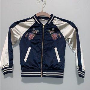 H&M -  Bomber Jacket (Girl 5-6Y)